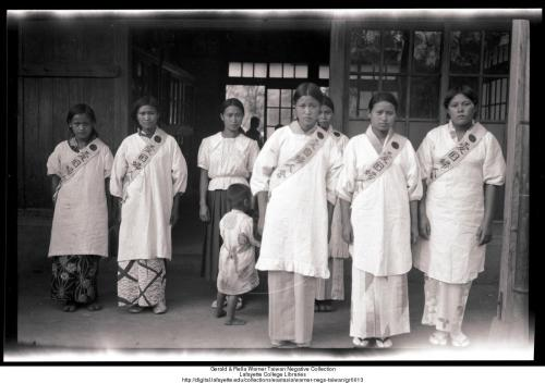 Women's Patriotic Association in Jiaobanshan