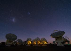 ALMA and the Magellanic Clouds